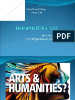 HUMANITIES 100.ppt