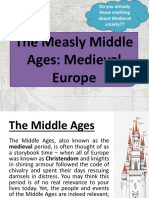 medieval europe introduction