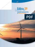 Energía Eólica Anuario completo 2009