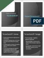 CIS4390 - Presentation - Java Sound API MIDI - Jon Cobb.pdf