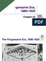 Industrialization and Progressive Era.ppt