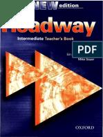 New Headway - Intermediate - Teacher's Book_text