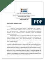 RELATÓRIO INDIVIDUAL MODELO A SEGUIR - MATERNAL I - TURMA JOANINHA (1)