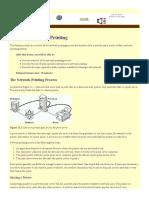 Lesson 1- Network Printing