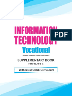 Vocational supplement class IX-Part B (1)
