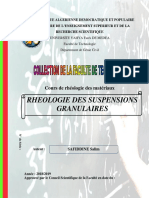 Rheology (2)