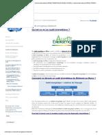 Audit énergétique Batiment - Cabinet International NPM_ FORMATION_ ETUDE_ CONSEIL _ Cabinet International NPM_ FORMATION_ ETUDE_ CONSEIL