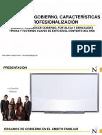 06_Órganos de Gobierno_Características_Profesionalización(1)