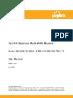 Peplink Balance v4.7 User Manual
