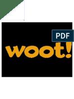 presentation on woot.com