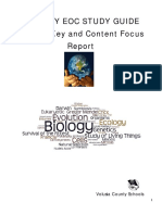 2016 BIOLOGY EOC study guide ANSWER KEY and content focus.pdf