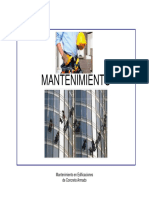 CLASE DE MANTENIMIENTO