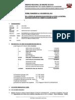 INFORME FINANCIERO FEBRERO 2016
