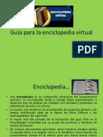 Guía para la enciclopedia virtual