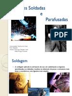 Ligações Soldadas e Parafusadas ( SE - III )