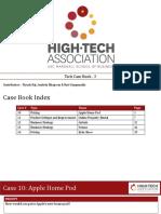 High Tech Case Book