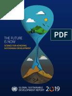 Global Sustainable Development Report_2019
