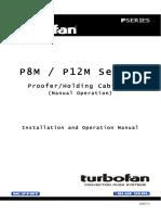 P8M- P12M-Manual