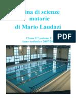 Tesina Di Scienze Motorie Nuoto