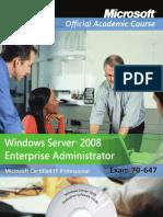 Windows-Server-2008-Enterprise-Administrator Exam-70-647.pdf