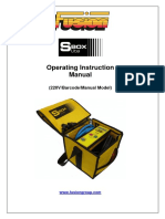 SBOX-Lite Operating Manual 220v