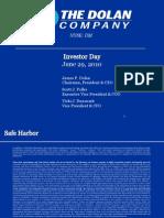 Request-2010 DM Investor Day Presentation