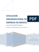 EVOLUCION ORGANIZACIONAL DE LA EMPRESA EN MEXICO.docx