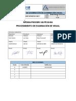 MPD004-P083OBR-140-PR-M-004_B PROCEDIMIENTO DE EXAMINACION VISUAL