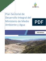 Plan Sectorial de Desarrollo Integral Del Mmaya-psdi 20-04-2017-1