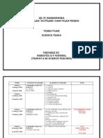 RPT 2020 DLP Science Year 6 KSSR