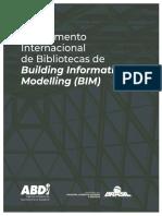 Mapeamento Internacional de bibliotecas de BIM