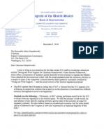 Barton Letter - 120310 FCC Quote Distortions