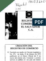 Registro de Comercio de El Salvador