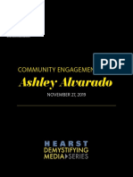 Q&A with Ashley Alvarado, director of community engagement at Southern California Public Radio (KPCC + LAist)