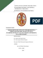 UNIVERSIDAD NACIONAL DE SAN ANTONIO ABAD DEL CUSCO TESIS DE ELECTRICA LUIGI
