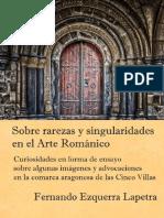 EZQUERRA LAPETRA - Sobre rarezas y singularidades en el Arte Románico