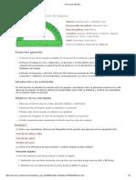 Medición y clasificación de ángulos