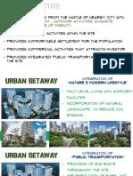 Urban Getaway Amin
