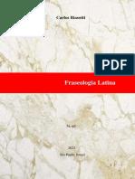 Fraseologia Latina (Livro)
