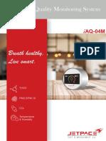 Air quality monitor catlog - REV 1