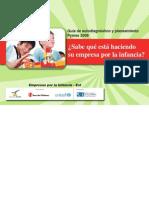 Guía de Autodiagnóstico y Planeamiento en RSE e Infancia para Pymes