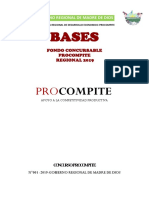 BASES PROCOMPITE 2019