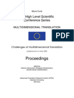 MuTra 2005 Proceedings