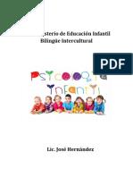 Psicopedagogía Infantil