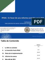 Alsopp IPSAS IPSAS en Favor de Una Reforma Contable en La OEA