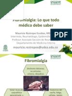 Fibromialgia 2016