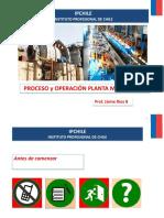 Proceso y Op. de Plantas Mineras 2019.pptx