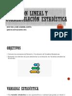 Regresión Lineal Y Correacilación Estadistica.pdf