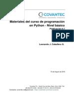 Materiales del curso de programación en Python - Nivel básico.docx