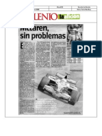 Periódico Mty 03 de agosto del 2008